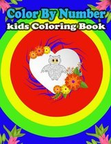 Color By Number kids Coloring Book