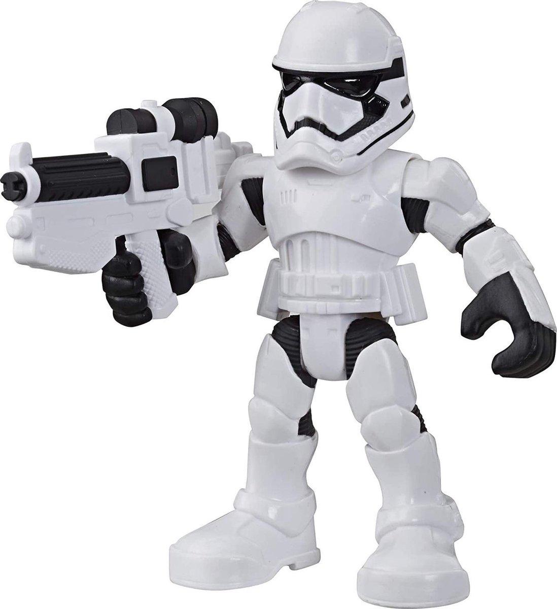 Star Wars - Galactische Helden - Stormtrooper Actiefiguur