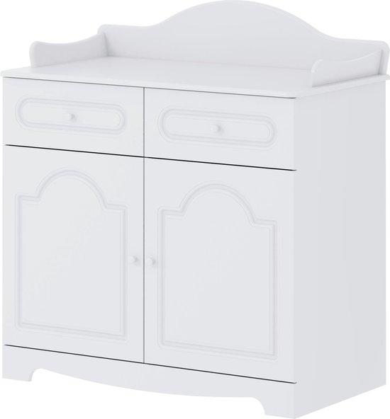 Product: Cabino Commode Daphne - Wit, van het merk cabino