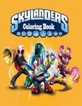 Skylanders Coloring Book