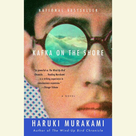 Boek cover Kafka on the Shore van Haruki Murakami (Onbekend)