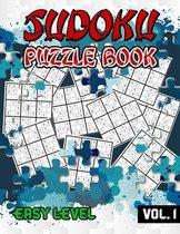 Sudoku Puzzle Book Easy Level