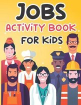 Jobs activity Book for Kids