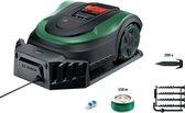 Bosch Indego S 500 Robotmaaier -  Met accu en lader - Voor gazons tot 500 m2 - Incl. laadstation en accessoires