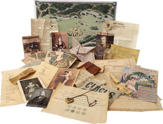 Thumbnail van een extra afbeelding van het spel Studio Stamp - Meester, 1883 - Escape spel