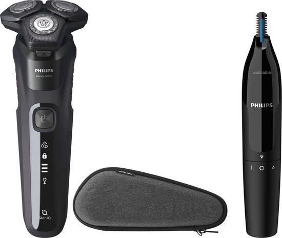 Philips Shaver series 5000 S5588/26 - Wet & Dry - Scheerapparaat incl. neus- en oorhaartrimmer