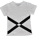 Ruit T-shirt maat M