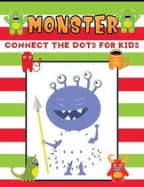 monster connects the dots for kids