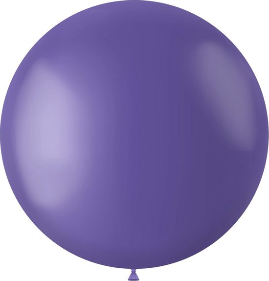 Lavendel Ballon Cornflower Blue 80cm