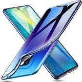 MMOBIEL Siliconen TPU Beschermhoes Voor Huawei Mate 20 Pro - 6.39 inch 2018 Transparant - Ultradun Back Cover Case