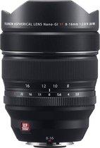 Fujifilm XF8-16 mm F2.8 R LM WR MILC/SLR Ultra-groothoeklens Zwart