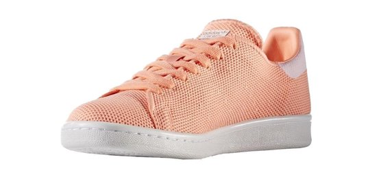 Adidas Sneakers Stan Smith Dames Roze Maat 38 2/3 hXAmvr