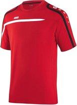 JAKO Performance - Voetbalshirt - Heren - Maat L - Rood