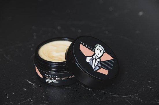 Mr. Coté - Wax voor dun haar - Paste For Thin Hair - 100 ml