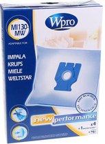 Wirlpool Wpro MI130-MW - Stofzuigerzakken