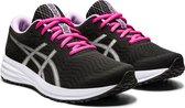 Asics Asics Patriot 12 Sportschoenen - Maat 38 - Vrouwen - zwart - wit - roze