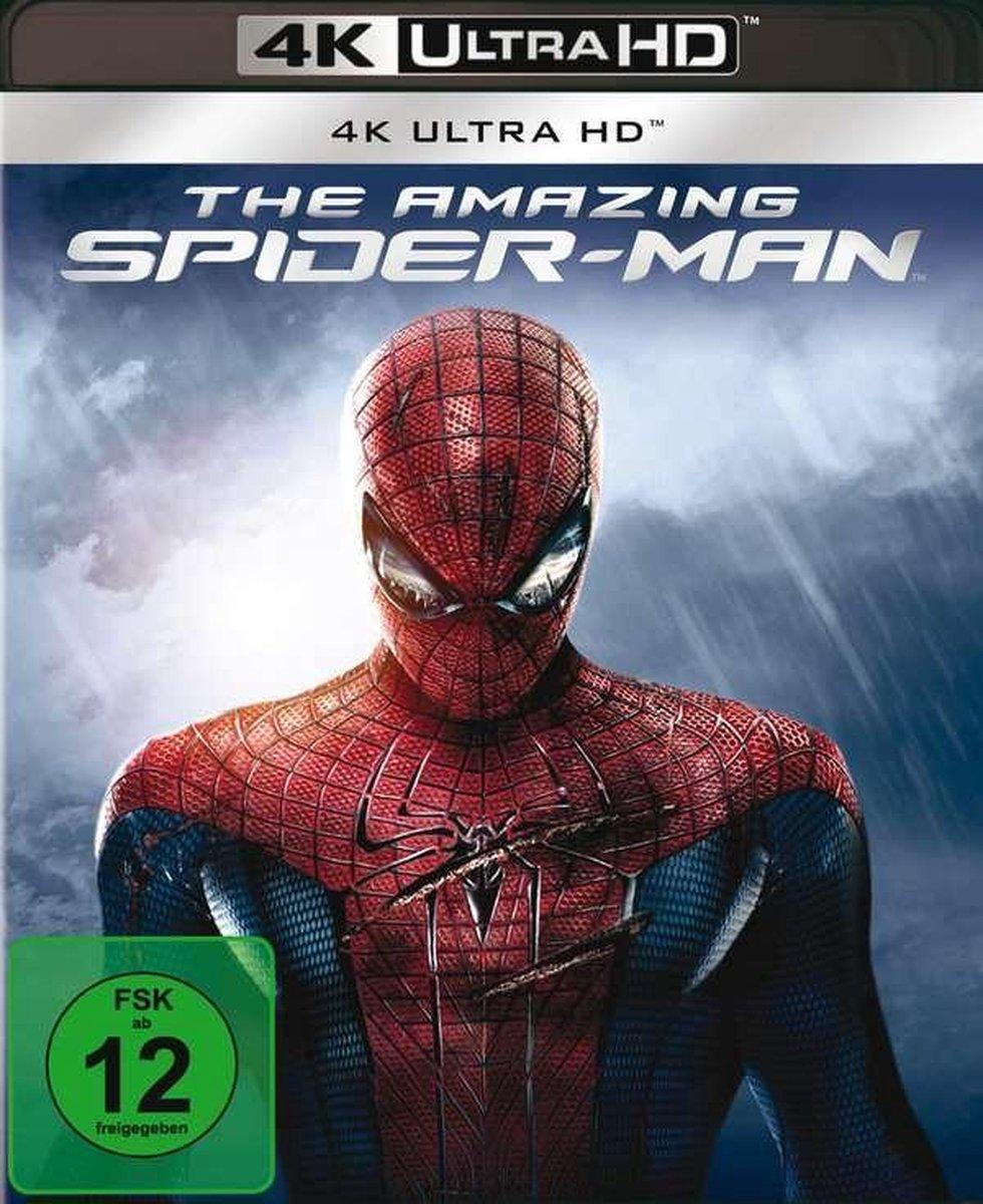 The Amazing Spider-Man (Ultra HD Blu-ray)-