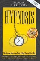 Hypnosis: 4 Books In 1