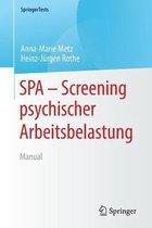 Spa - Screening Psychischer Arbeitsbelastung