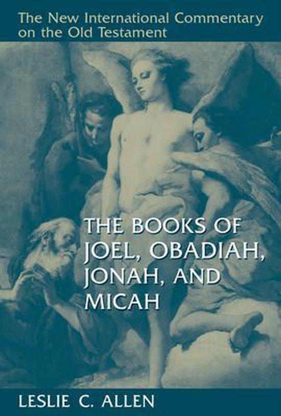 Boek cover Books of Joel, Obadiah, Jonah and Micah van L.C. Allen (Hardcover)
