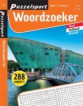 Puzzelsport - Puzzelboek - Woordzoeker 2* - 288 pagina's - Nr.1