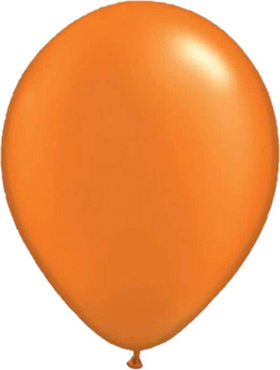 Belbal B105 - Ballonnen oranje 40 cm (100 stuks)