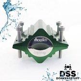 Donkersstuff - Magnetische Waterontharder - Waterontharder - Waterontharder Waterleiding - Waterontharder Magneet - Anti Kalk - Waterontharder 12800 Gauss - Extra Krachtig
