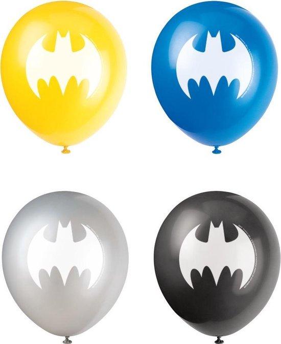 Batman Ballonnen 30cm 8st