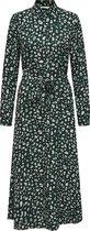 ONLY ONLGERRY L/S SHIRT DRESS CS WVN Dames Jurk