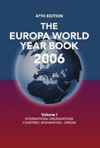The Europa World Year Book 2006 Vol 1