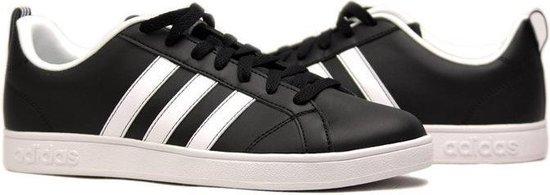 adidas VS Adventage  - Sneakers - Heren - 43 1/3 - Zwart - adidas