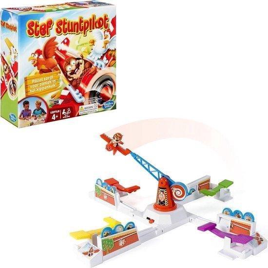 Thumbnail van een extra afbeelding van het spel Stef Stuntpiloot