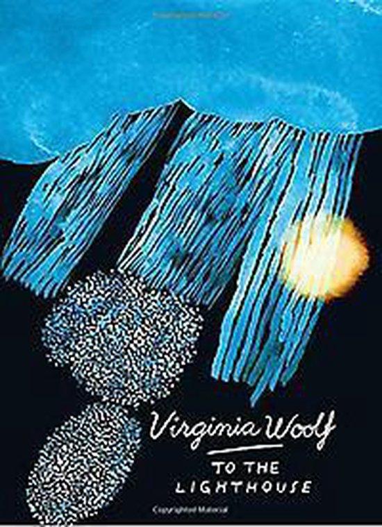 Boek cover To The Lighthouse (Vintage Classics Woolf Series) van Virginia Woolf (Paperback)