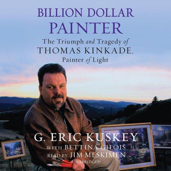 Boek cover Billion Dollar Painter van G. Eric Kuskey (Onbekend)