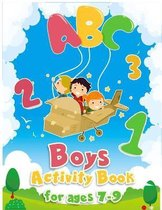 Boys Activity Books For Ages 7-9