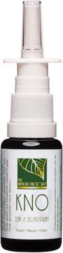 KNO Spray (zilver + zink) - The Health Factory