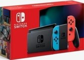 Nintendo Switch Console - Neon Red/Neon Blue (New) (UK) (Switch)