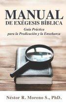 Manual de Exegesis Biblica