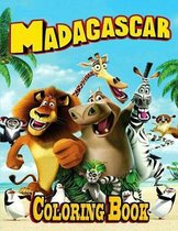 Madagascar Coloring Book