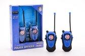 Speelgoed Walkie Talkie Politie - 80M