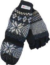 Handschoenen halve vingers / want heren winter