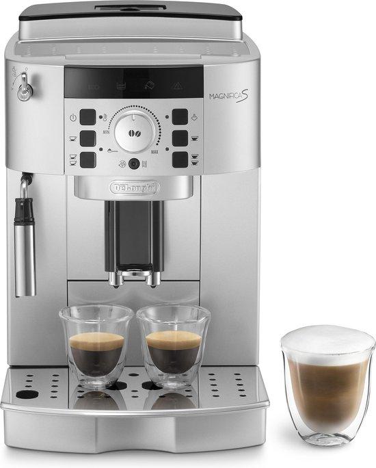 De'Longhi Magnifica S - ECAM22.110.SB - Volautomatische espressomachine - Zilver