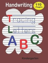 Handwriting Tracing Letters ABC: workbook for kids age 4-8
