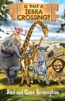 Is that a Zebra crossing?