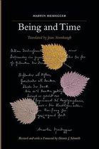 Boek cover Being and Time van Martin Heidegger