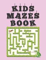 Book Mazes