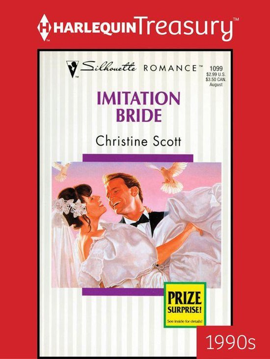 Omslag van Imitation Bride