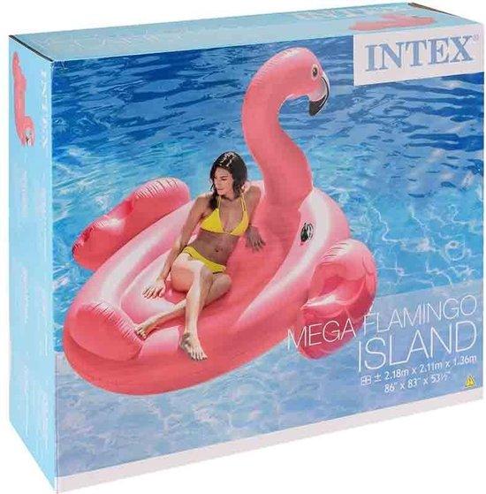 Intex Mega Flamingo - Opblaasfiguur