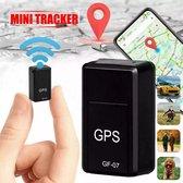 mini magnetische GPS tracker- Lange Standby Magnetische SOS Tracker Locator Apparaat - Voice Recorder -  Bescherm je eigendommen