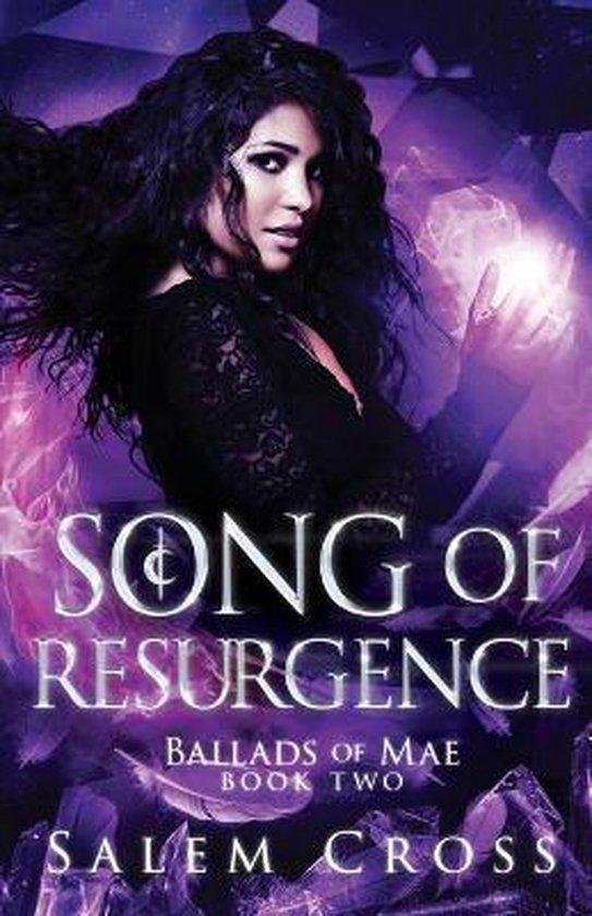Boek cover Song of Resurgence van Salem Cross (Paperback)